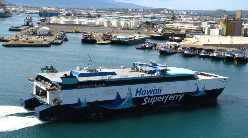 Hawaii Superferry 2008