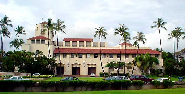 Honolulu Hale (City Hall)