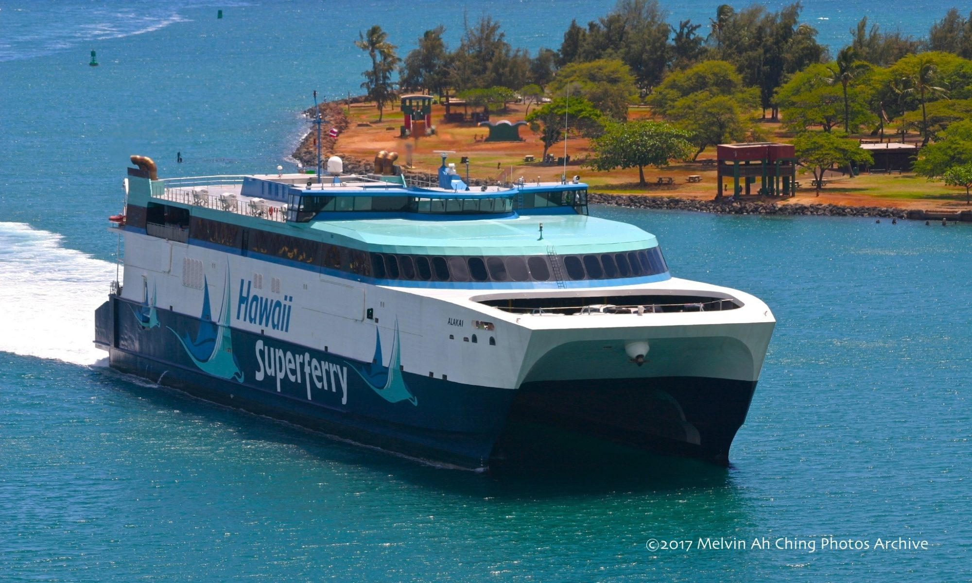 Hawaii Superferry 2007