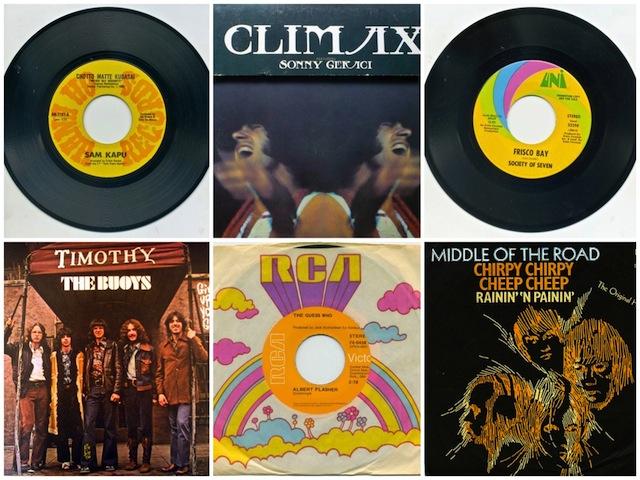 1971 Hit Records