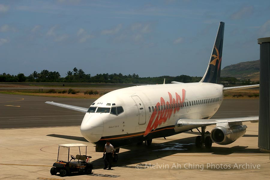 Aloha Airlines Boeing 737-200