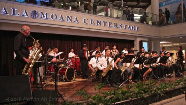 Honokaa High School Jazz Band