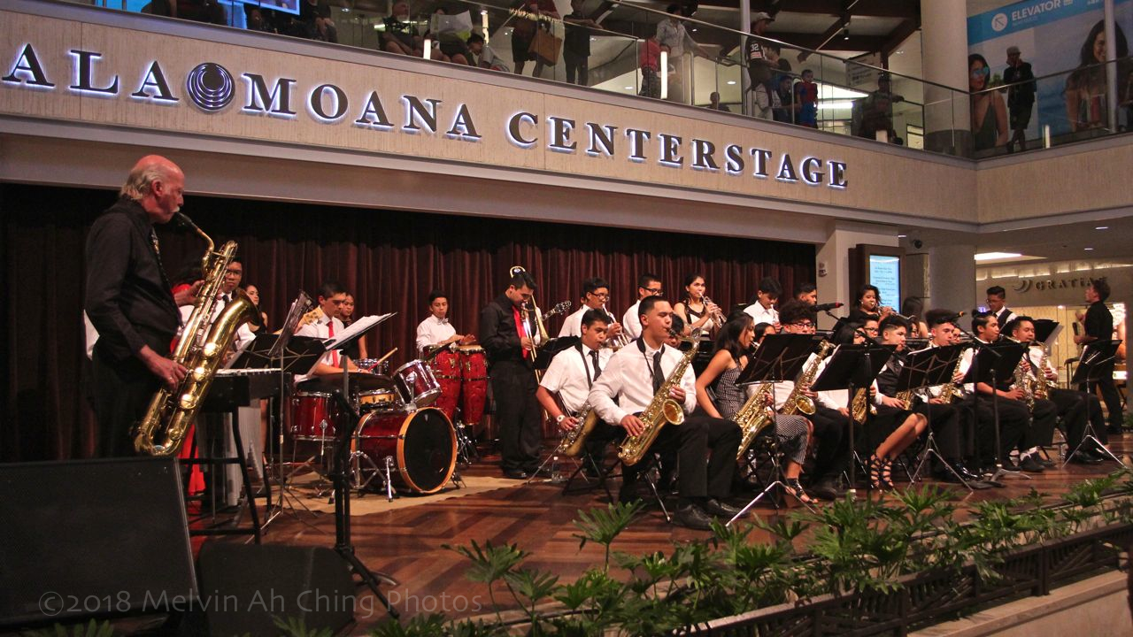 Honokaa High School Jazz Band