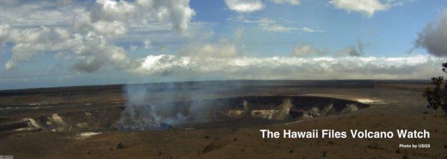 The Hawaii Files Volcano Watch