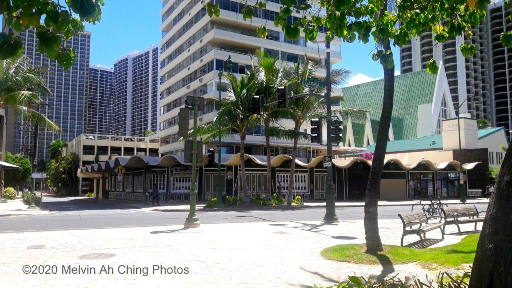 Waikiki Ghost Town - Kalakaua Ave