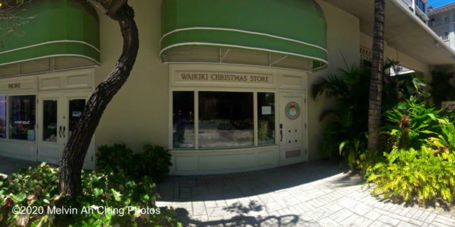 Waikiki Ghost Town - Resort Shops Closed