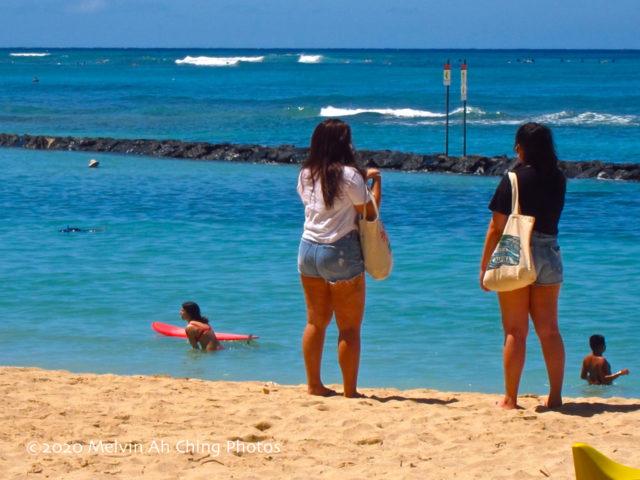 Waikiki Ghost Town - Kuhio Beach