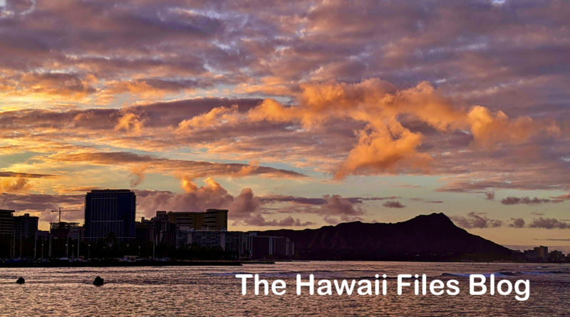 The Hawaii Files Blog