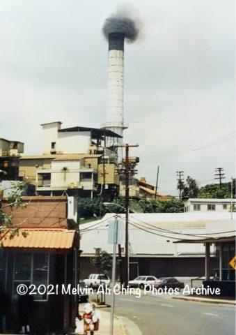 Waipahu Sugar Mill - 1992
